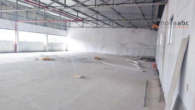 Salão para alugar, 325 m² por R$ 10.000/mês - Vila Alpina - Santo André/SP