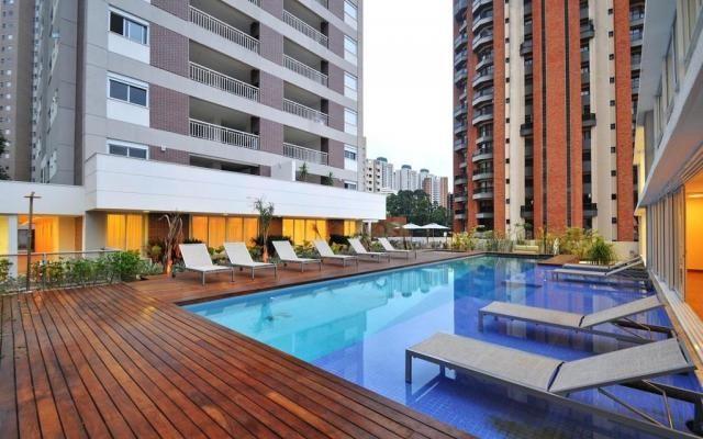 Apartamento à venda com 2 dormitórios em Panamby, São paulo cod:62363