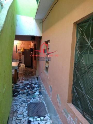 Casa de vila à venda com 1 dormitórios em Centro, Duque de caxias cod:011
