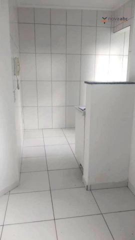 Kitnet com 2 dormitórios para alugar, 40 m² por R$ 1.000,00/mês - Vila Príncipe de Gales - - Foto 4