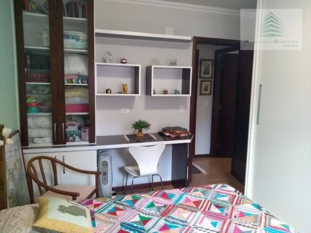 Sobrado com 3 dormitórios à venda, 160 m² por r$ 775.000,00 - são francisco - curitiba/pr - Foto 12