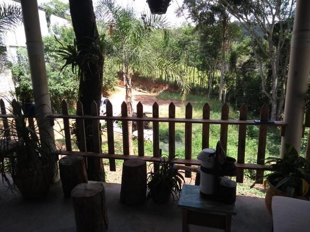 Terreno 400 m2 com casa no Bairro Ressaca. 8 Km do centro de Embu Das Artes - Foto 16