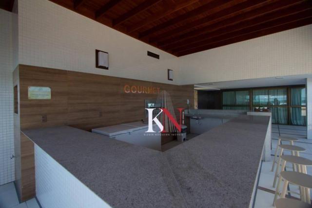 Apartamento com 3 qts, 2 stes à venda, 113 m² por r$ 753.301 - intermares - cabedelo/pb - Foto 3