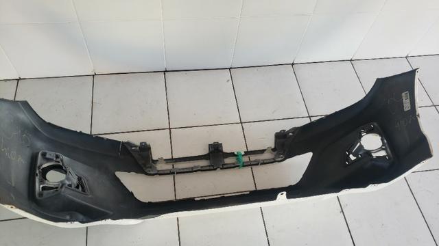 Parachoque Hilux 2020 - Em bom estado, com as garras, original - Foto 2