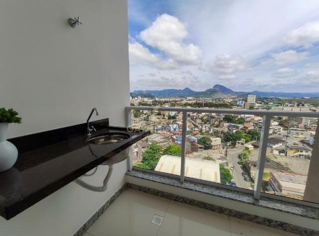 Apartamento decorado com 2 quartos e 1 suíte pronto para morar! - Foto 2