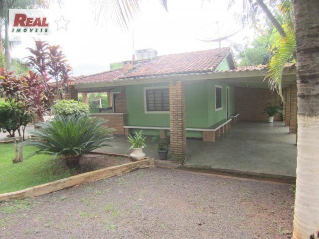 Chácara residencial à venda, chácaras moema, araçatuba. - Foto 3