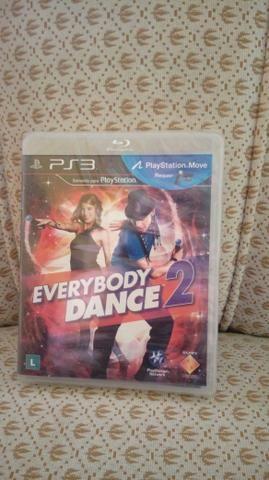 Jogo Ps3 Everybody Dance 2 (Lacrado) 40,00