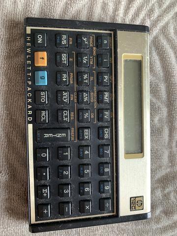 HP 12 C. 2 unidades calculadora - Foto 2