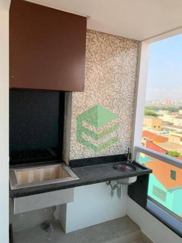 Apartamento com 2 dormitórios à venda, 67 m² por R$ 350.000 - Paulicéia - São Bernardo do  - Foto 9