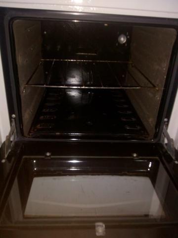 Vendo imperdível fogão esmaltec todo novo - Foto 3