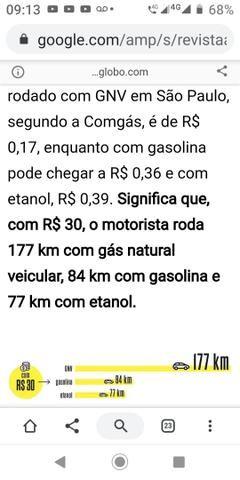 Kit gás 5 geração * - Foto 2