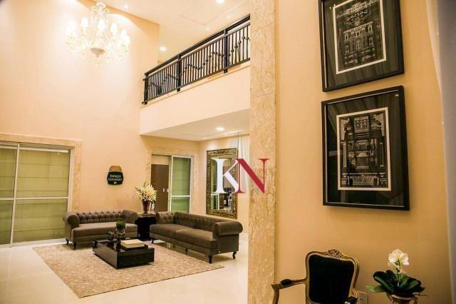 Apto de luxo c/ 4 suítes à venda, 273 m² por r$ 1.669.586 - altiplano - joão pessoa/pb - Foto 4