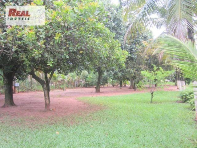 Chácara residencial à venda, chácaras moema, araçatuba. - Foto 4
