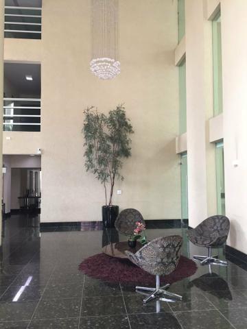 Apart 2 qts 1 suite armários ótima localização Jardim América - Foto 6