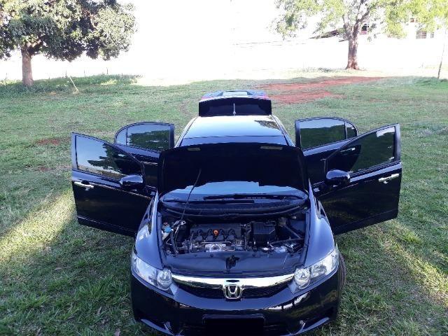 Honda Civic LXS 1.8 Flex Automático 2009/2010 - Foto 9