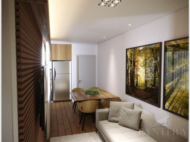 Apartamento à venda com 2 dormitórios em Santa maria, Santo andré cod:56256 - Foto 3