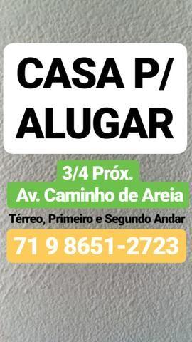 Casa P/ Alugar 3 Quartos