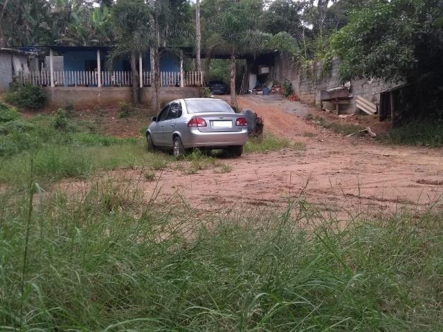 Terreno 400 m2 com casa no Bairro Ressaca. 8 Km do centro de Embu Das Artes - Foto 7