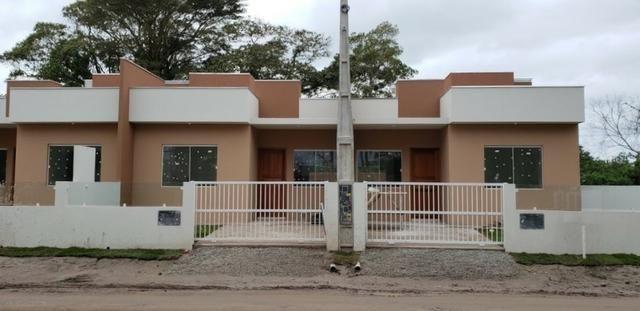 Casa com 2 quartos a venda em Itapoá SC Minha Casa Minha Vida