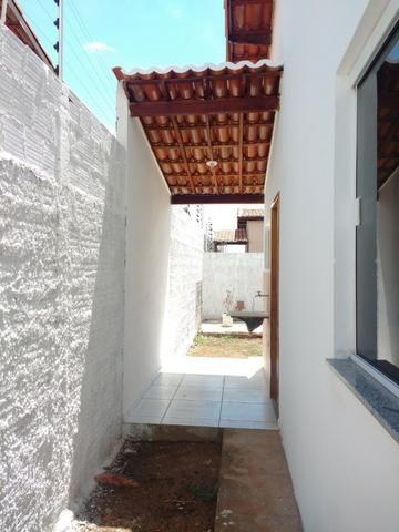 Oportunidade!!! Vendo Casa no Nova Mossoró I - R$ 85.000,00 (financia e aceita proposta) - Foto 11