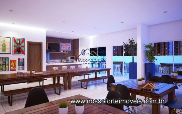 Lançamento Apartamento Alto Padrão no Canto do Forte em Praia Grande - Foto 11