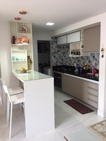 295 mil belíssima apartamento de 03 quartos no calhau - São Luís - Foto 3