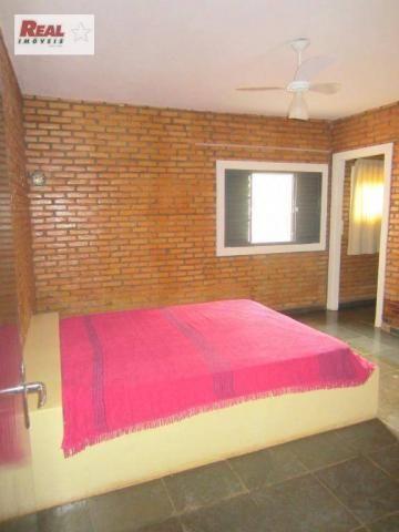 Chácara residencial à venda, chácaras moema, araçatuba. - Foto 13