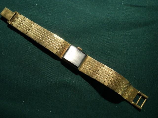 Relógio Bulova; Banhado A Ouro 14k Feminino T5 - Foto 5