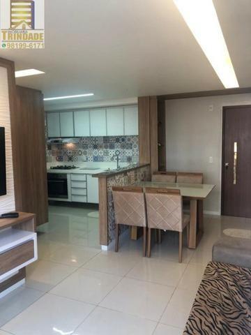 T- Lindo Apartamento No Calhau_Moveis Projetado _Nascente _3 Quartos ]