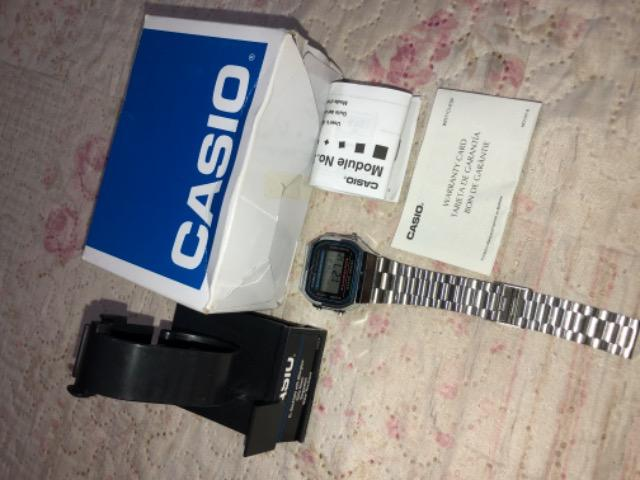 Relógio Casio vintage original - Foto 2