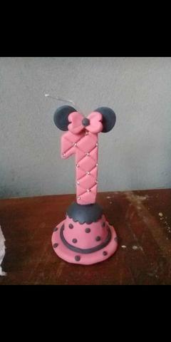 Velas topo de bolo - Foto 6