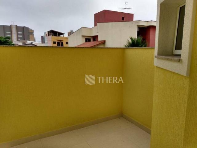 Apartamento com 3 dormitórios à venda, 96 m² por r$ 460.000,00 - campestre - santo andré/s - Foto 15
