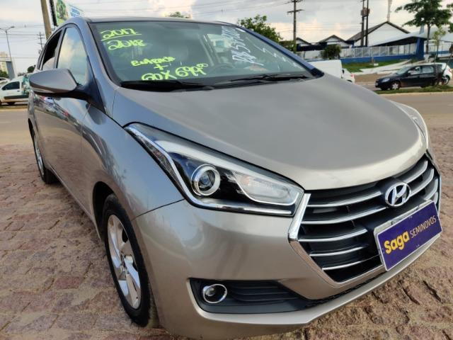 Hb20s 1.6 Premium Aut 17/18 - Completão Barato