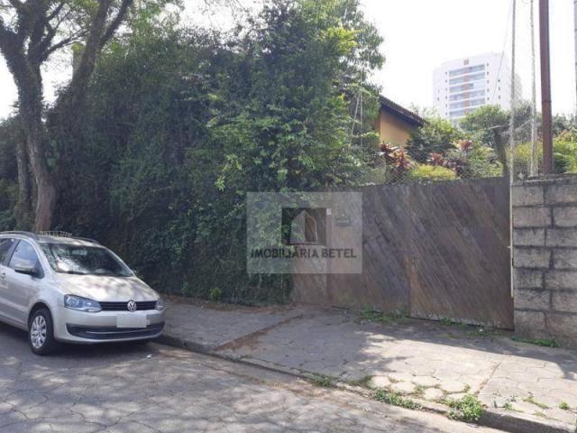 Terreno à venda, 752 m² - vila valparaíso - santo andré/sp