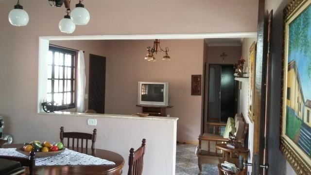 No Caputera - Chácara 2040 m² - toda murada- ótima casa - IPTU em dia - Foto 10