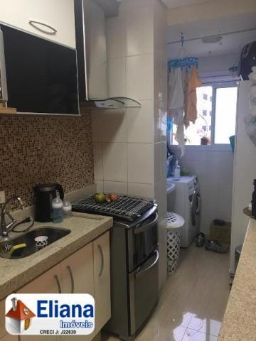 Apartamento - bairro campestre permuta apto scsul - Foto 8
