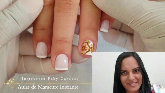Aulas 100% Online de Manicure e Pedicure (Iniciante) Faby Cardoso - Foto 4