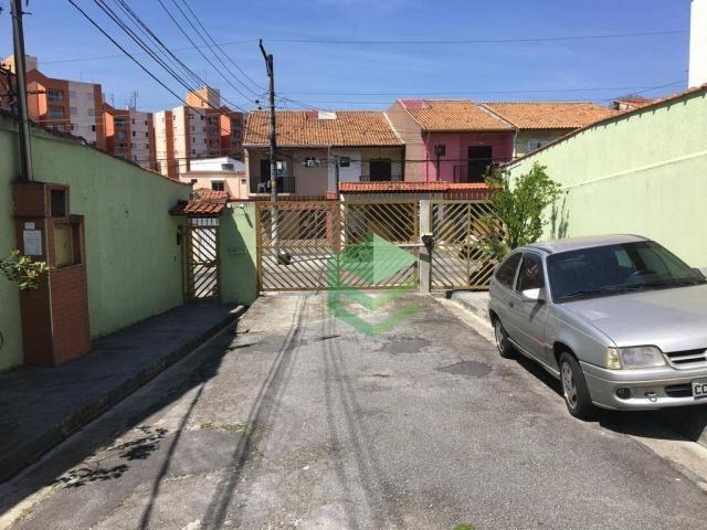Sobrado com 2 dormitórios à venda, 85 m² por R$ 510.000 - Dos Casa - São Bernardo do Campo - Foto 15