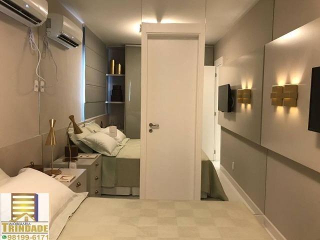 T= Apartamento No Calhau_87m_3 Quartos+ 2 Vagas