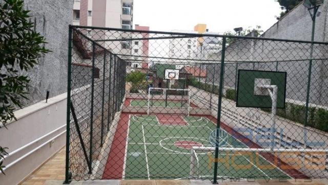 Apartamento à venda com 3 dormitórios em Campestre, Santo andré cod:22761 - Foto 5