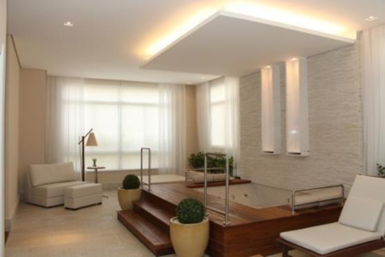 Auge Home Apartamento 147m² Mobiliado 3 Suítes Lazer Completo - Renato * - Foto 3