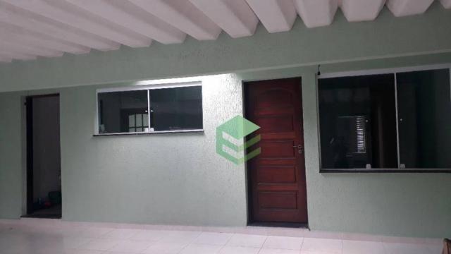 Casa com 3 dormitórios à venda, 140 m² por R$ 630.000 - Conjunto Residencial Pombeva - São - Foto 2