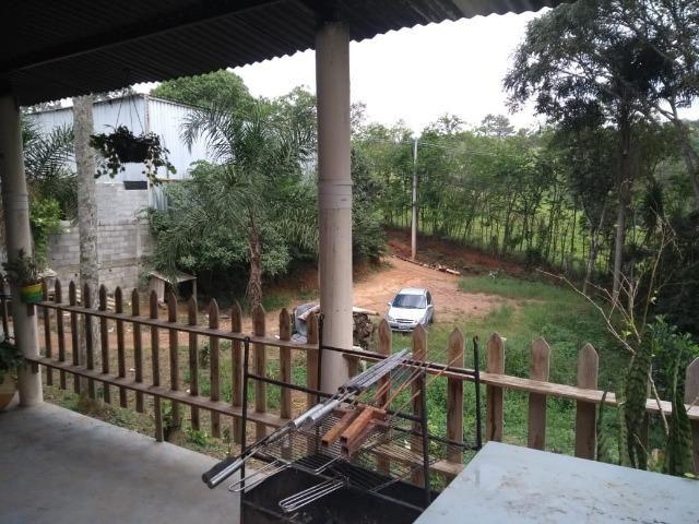 Terreno 400 m2 com casa no Bairro Ressaca. 8 Km do centro de Embu Das Artes - Foto 13