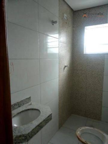 Cobertura com 2 dormitórios para alugar, 48 m² por R$ 1.400/mês - Parque Novo Oratório - S - Foto 13