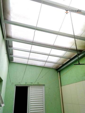Apartamento com 2 dormitórios para alugar, 56 m² por R$ 1.100,00/mês - Parque Oratório - S - Foto 11