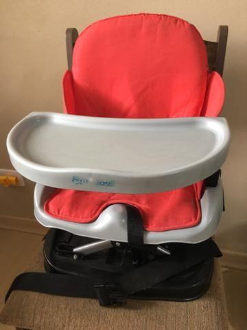 Cadeira de alimentação portátil Burrigoto