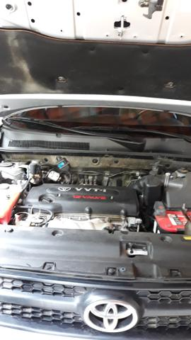 Toyota RAV4 4x4 2011/2011 prata. 2020 Pago. Só venda! Interessados só quem conhece RAV4 - Foto 13