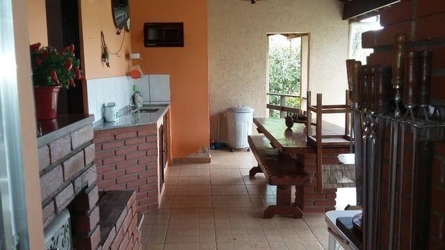 No Caputera - Chácara 2040 m² - toda murada- ótima casa - IPTU em dia - Foto 3