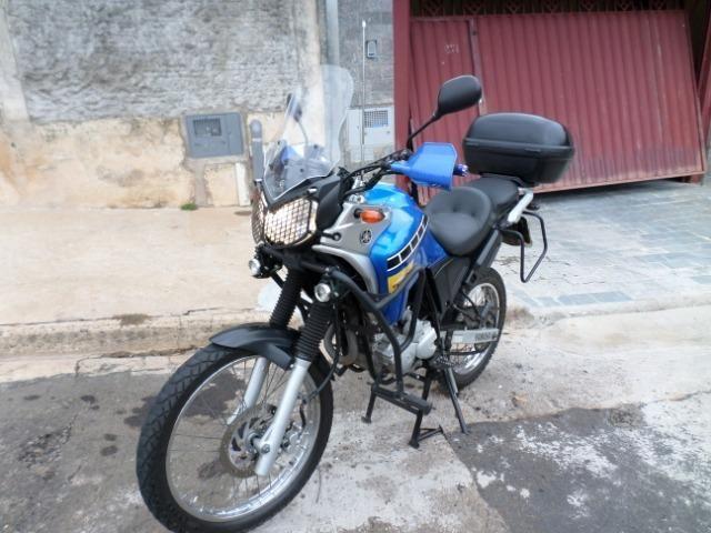 Yamaha Ténéré 250 2012 ótimo estado - Foto 5