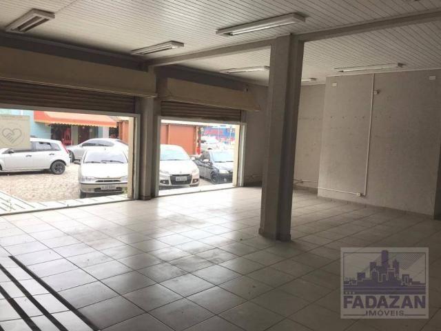 Loja para alugar, 290 m² por r$ 2.500,00/mês - pinheirinho - curitiba/pr - Foto 8